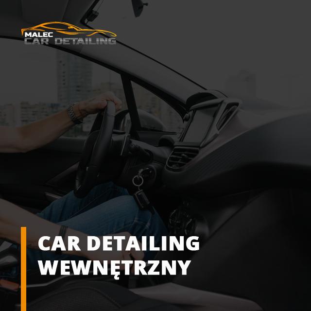 Car Detailing wewnętrzny