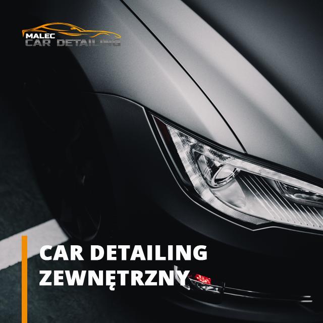 Car Detailing zewnętrzny